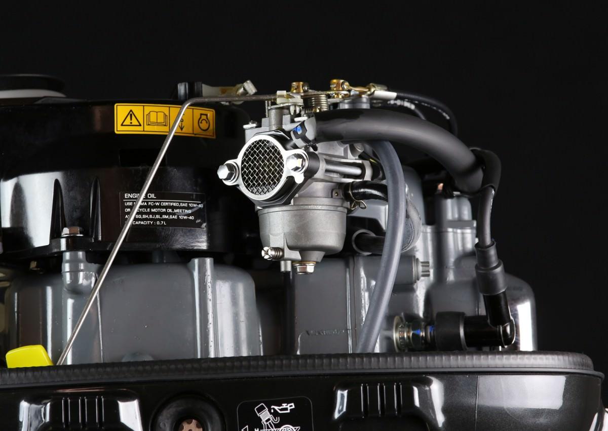 как увеличить мощность лодочного мотора сузуки 5