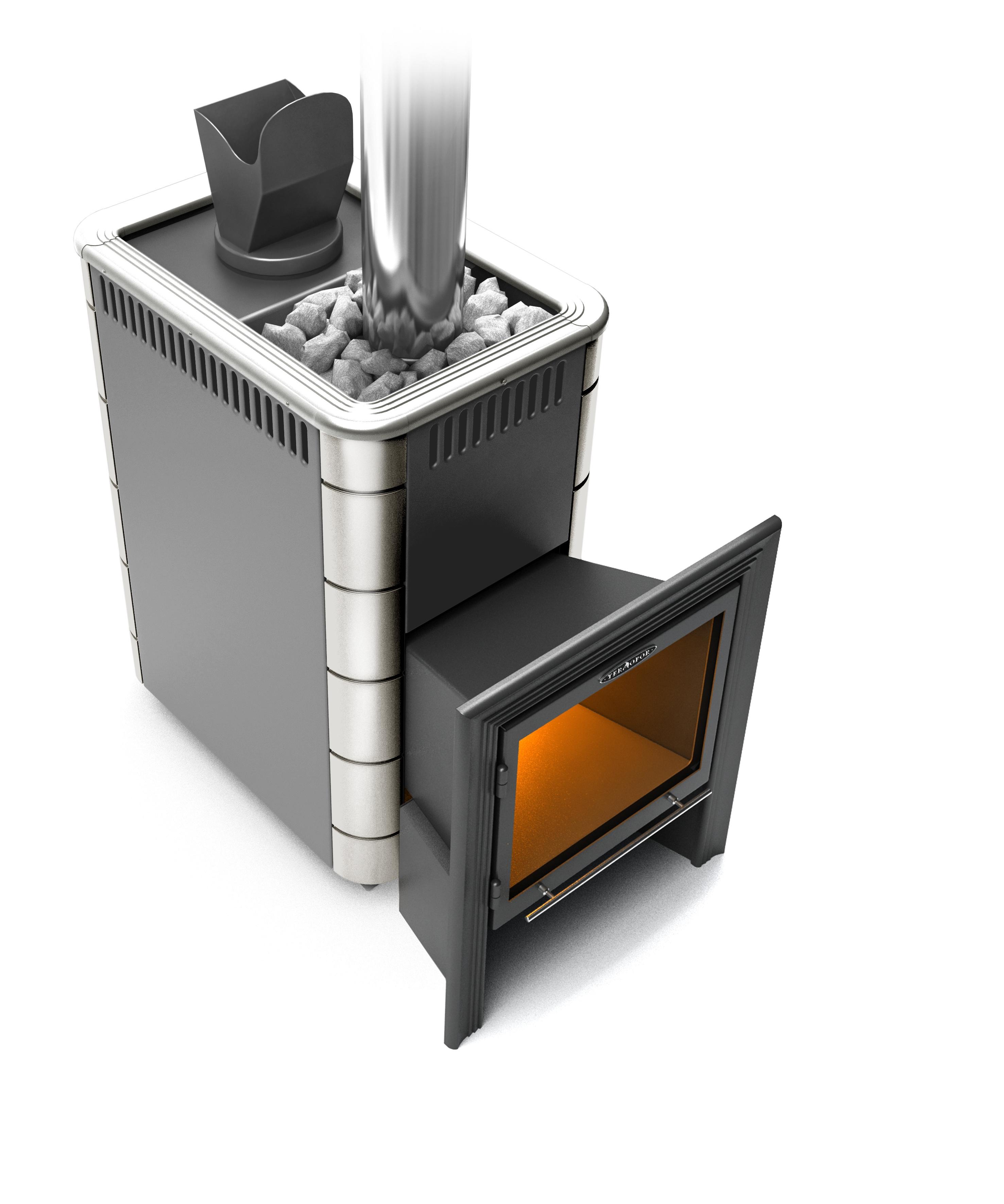 Печь для бани с теплообменником череповец чем промыть теплообменник газового котла аристон