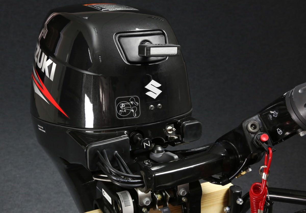 лодочный мотор сузуки 9.9 цена 4 тактный инжектор